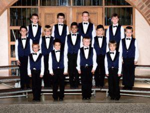Training Chorus group